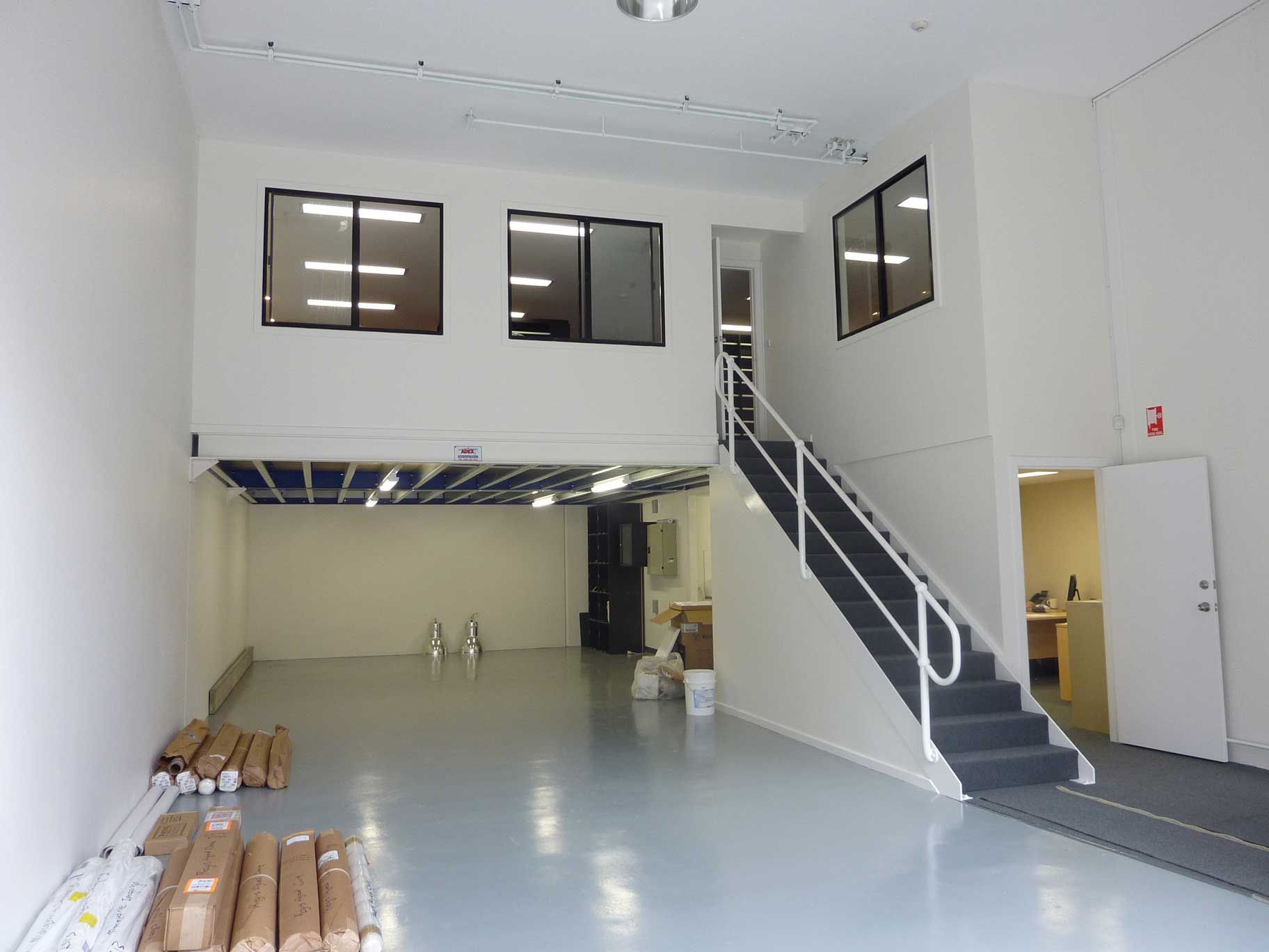 Mezzanine Offices